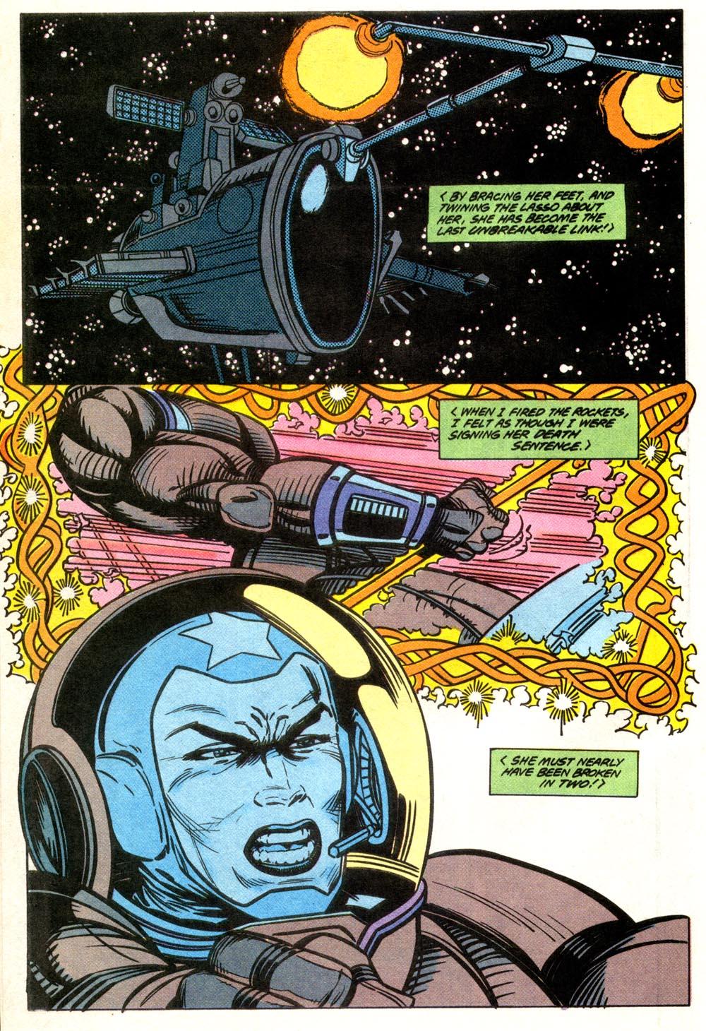 Read online Wonder Woman (1987) comic -  Issue #66 - 21