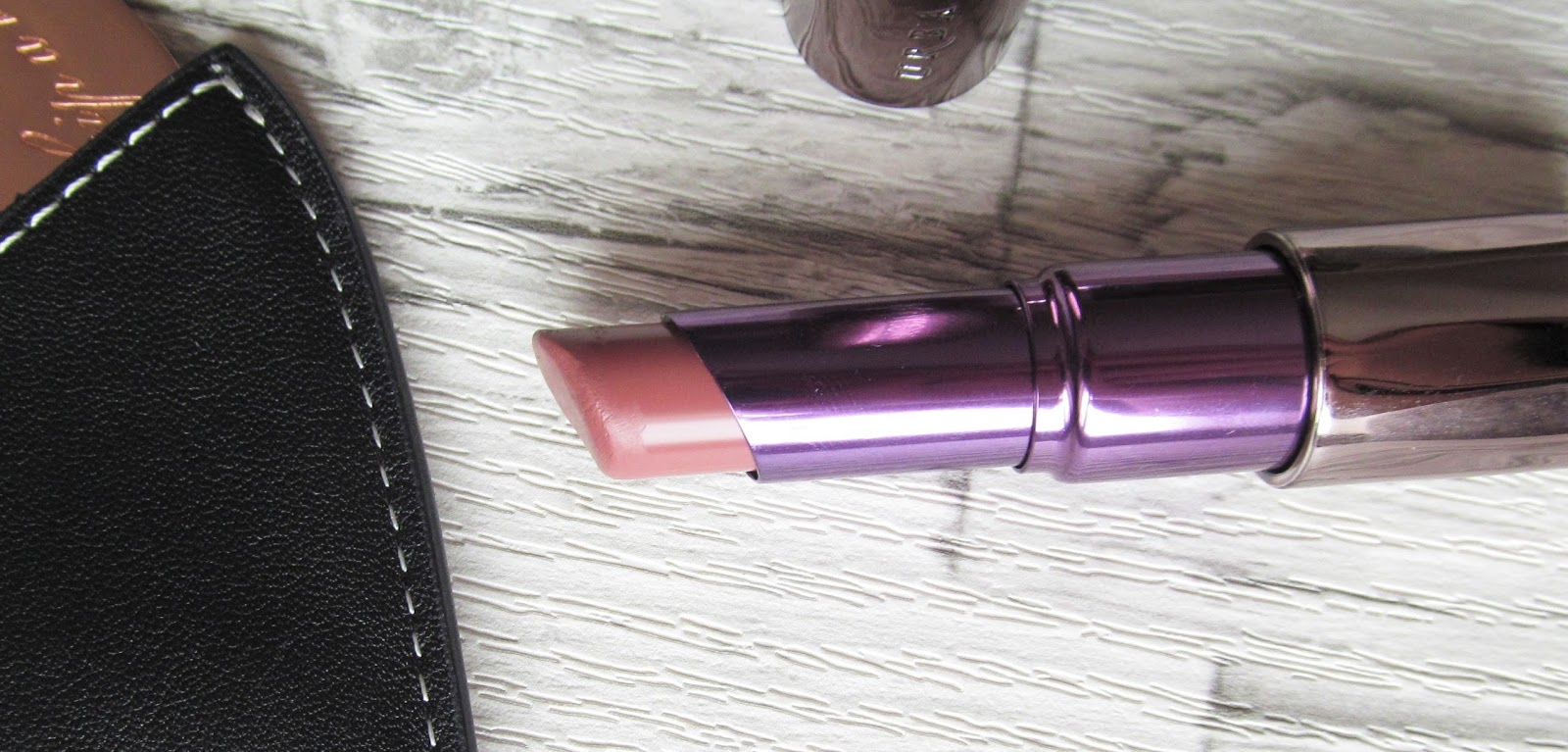 urban decay revolution lipstick review blog