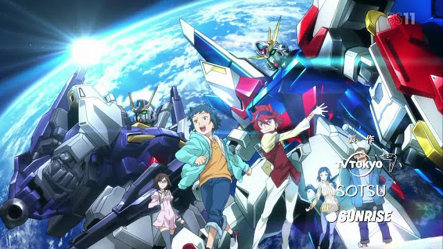 Gundam Build Fighters Sub Indo