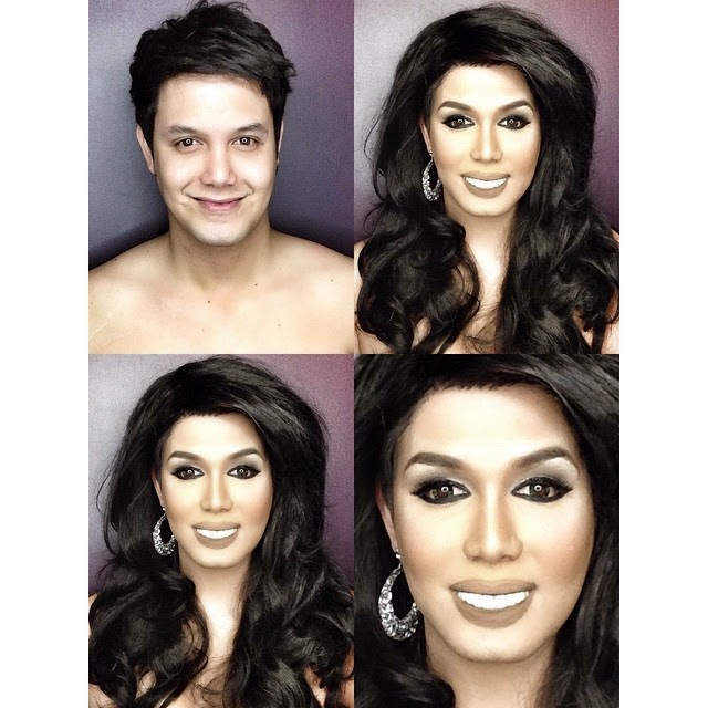 Paolo Ballesteros as Miss Universe 2015 Favorite Candidates - The