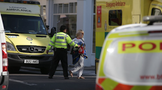 UK terror threat level raised to 'critical' after London Tube explosion