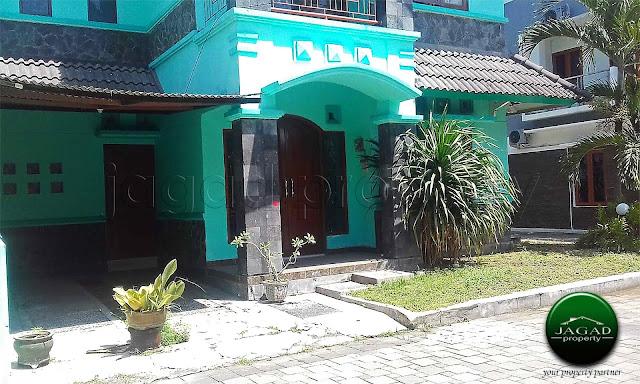 Rumah Murah dalam Perumahan di Tengah Kota