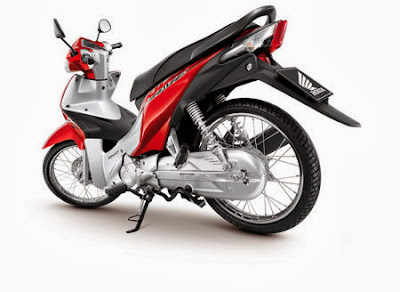 Foto Modifikasi Motor Honda Absolute Revo