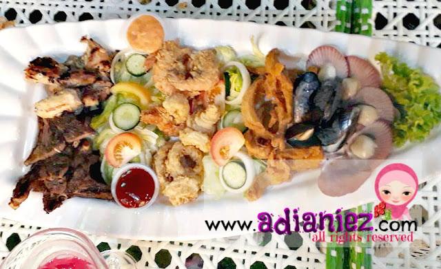 Restoran Garden Lobster, Sg Ramal Dalam Yang Ohsem :)