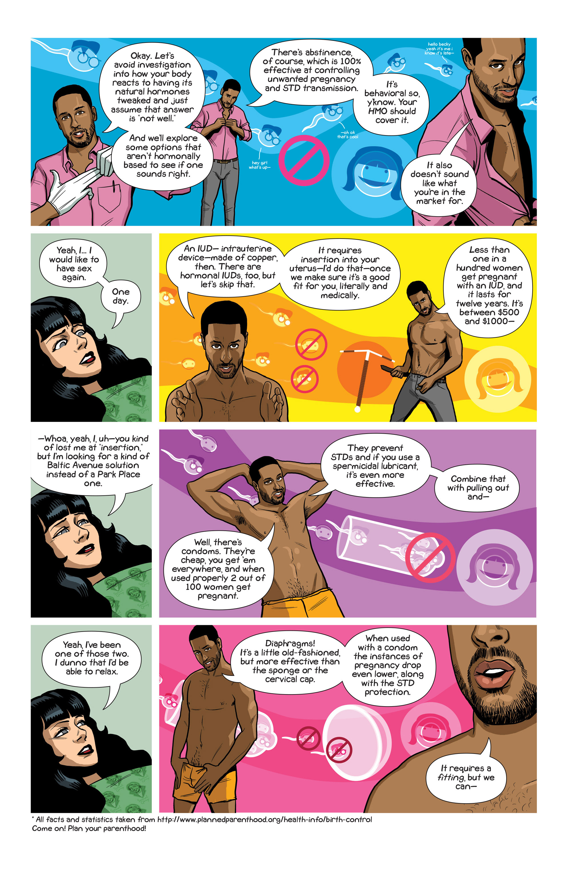 Read online Sex Criminals comic -  Issue #8 - 6