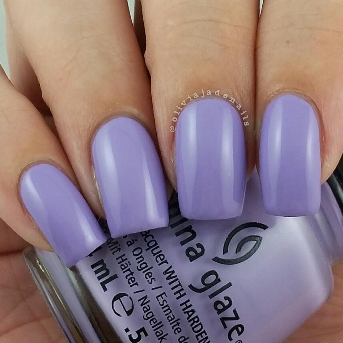 Olivia Jade Nails: China Glaze Swatch Spam