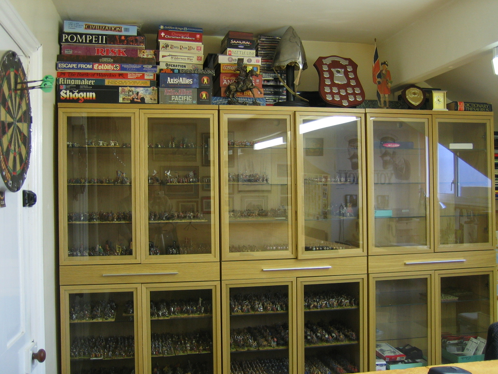 Olicanalad S Games A Short Guided Tour Of My War Game Room