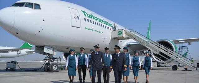 Türkmenistana Uçak Bileti