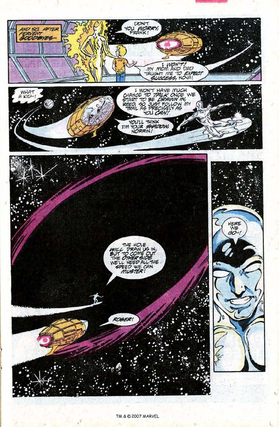 Read online Silver Surfer (1987) comic -  Issue #15 - 13