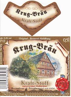 Brauerei Krug/Breitenlesau: Kraft-Stoff (Nr. 11)