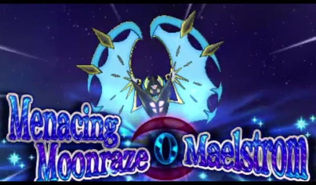 Menacing Moonraze Maelstorm