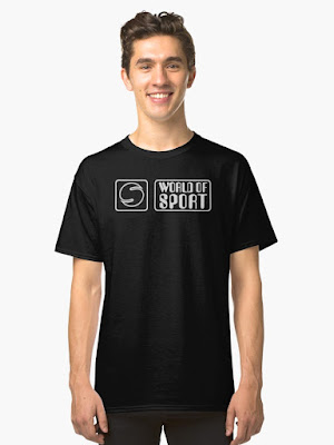 World of Sport Logo T-shirt