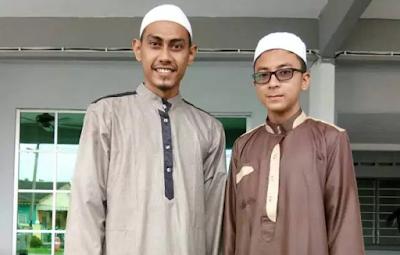 Dua Remaja Tampan dari Aceh Jadi Imam Tarawih Keliling di Malaysia
