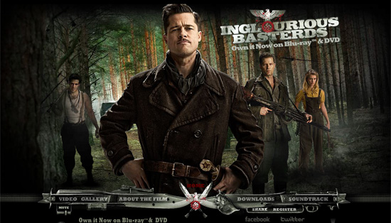 inglourious basterds movie p bluray sdmoviespoint inglourious basterds 2009 movie 1080p bluray