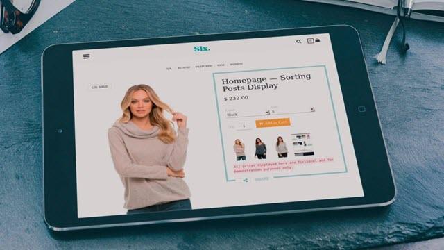 BlogrCart SIX Premade Mobile Ready Shopping Cart Blogger Templates ...