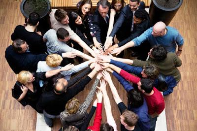 ĐTC-Xây dựng một đội nhóm đoàn kết