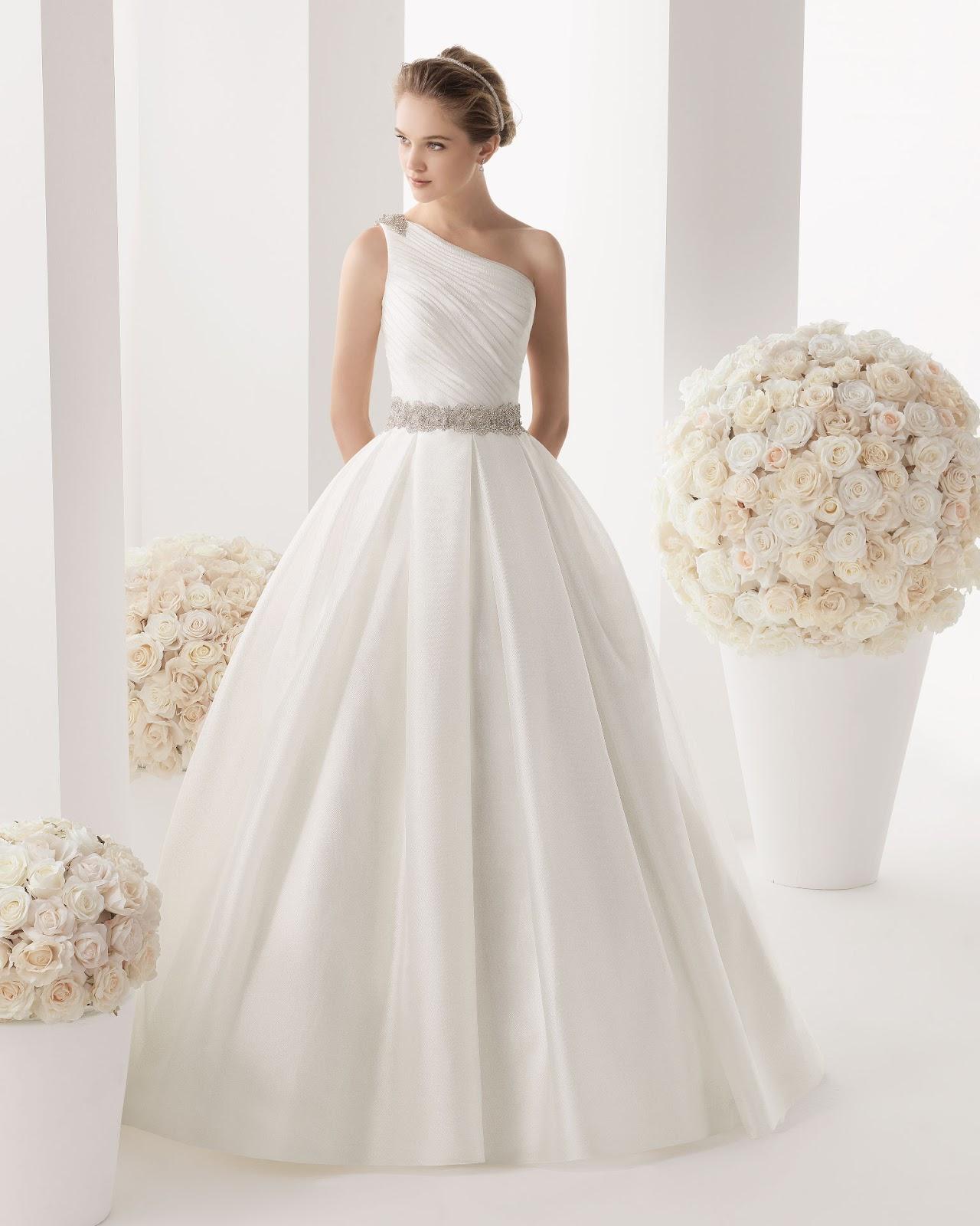 Guia de tipos de escotes en vestidos de novia - Moda nupcial - Foro ... d634acda34dd