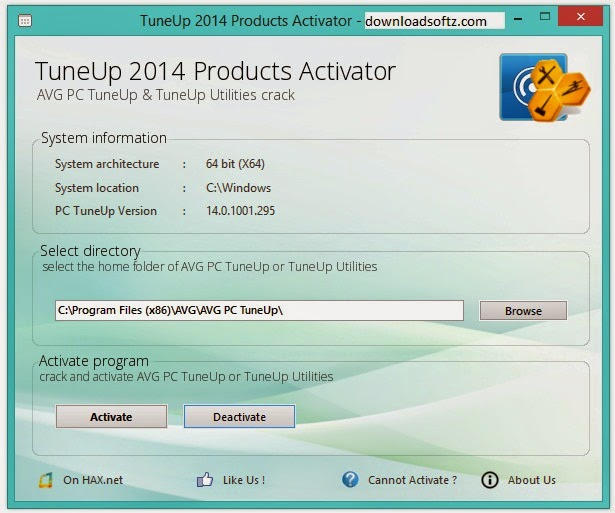 AVG PC TuneUp Utilities 2019 Crack Activation Serial Code Product Free. AVG PC TuneUp is one of the software that is greatest available in the marketplace.