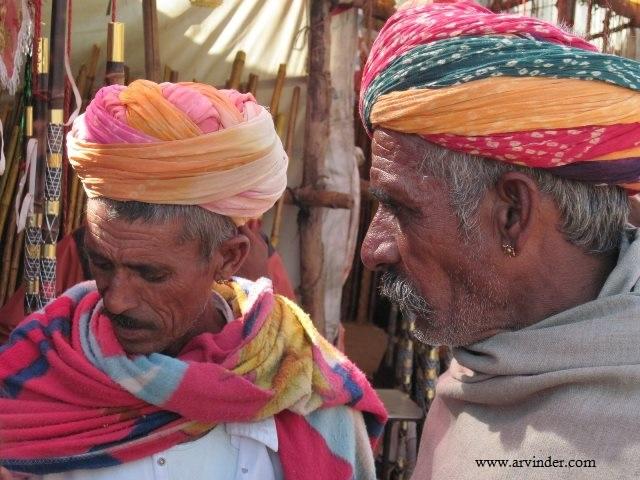 Rajasthan Men