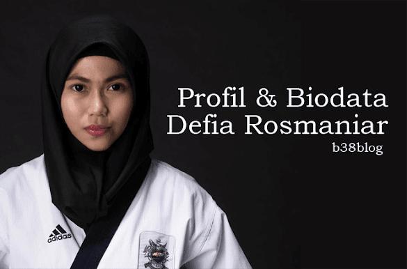 Profil dan Biodata Lengkap Defia Rosmaniar