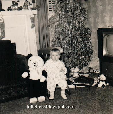 Wendy Slade Christmas 1952 http://jollettetc.blogspot.com