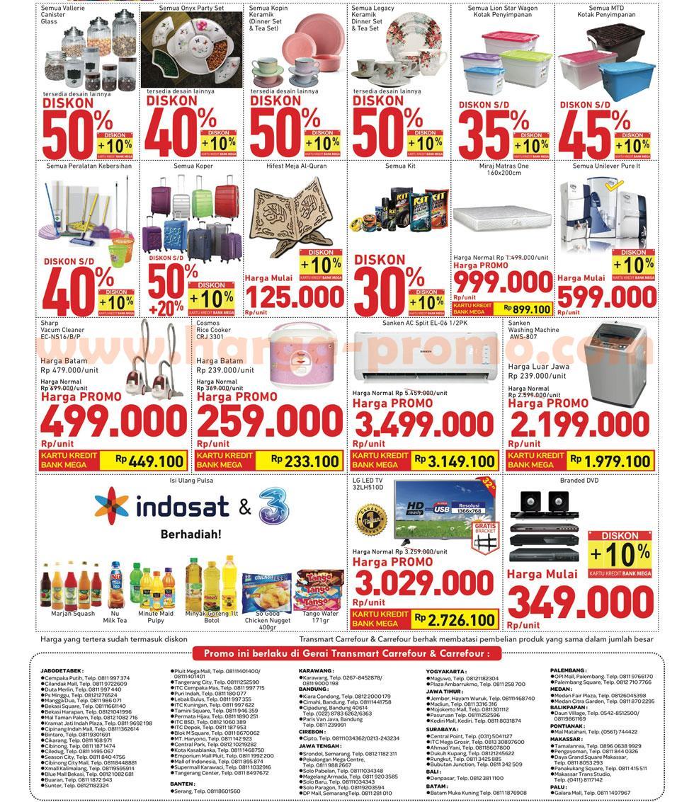Katalog Promo Carrefour Terbaru Weekday Periode 27 30 Juni 2016 Up