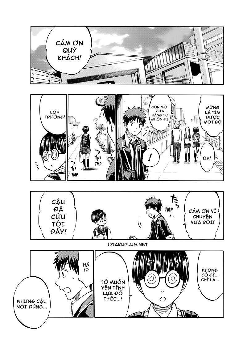 Yamada-kun to 7-nin no majo chap 199 Trang 22 - Mangak.info