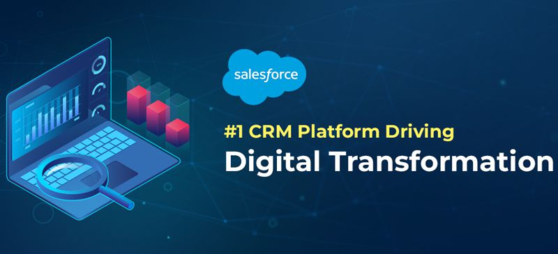 CRM Platform Driving Digital Transformation