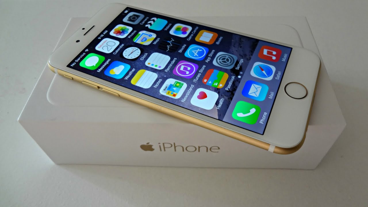 Fear has taken over everything: iPhone 6 clone Review