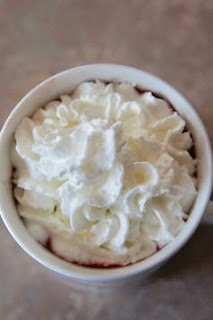 Raspberry Hot Chocolate: Savory Sweet and Satisfying