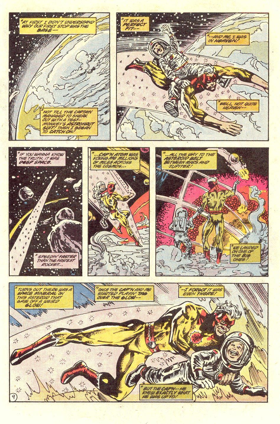 Read online Secret Origins (1986) comic -  Issue #34 - 11