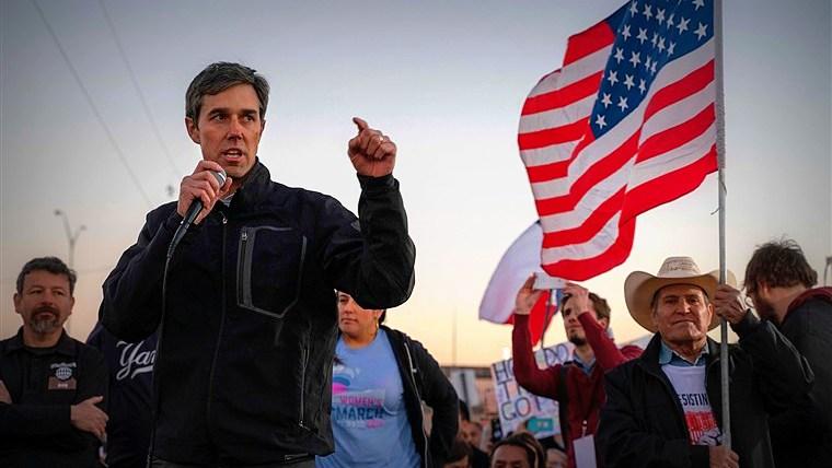 Beto O'Rourke recauda más de 6 millones de dólares en el primer día su campaña presidencial en Estados Unidos