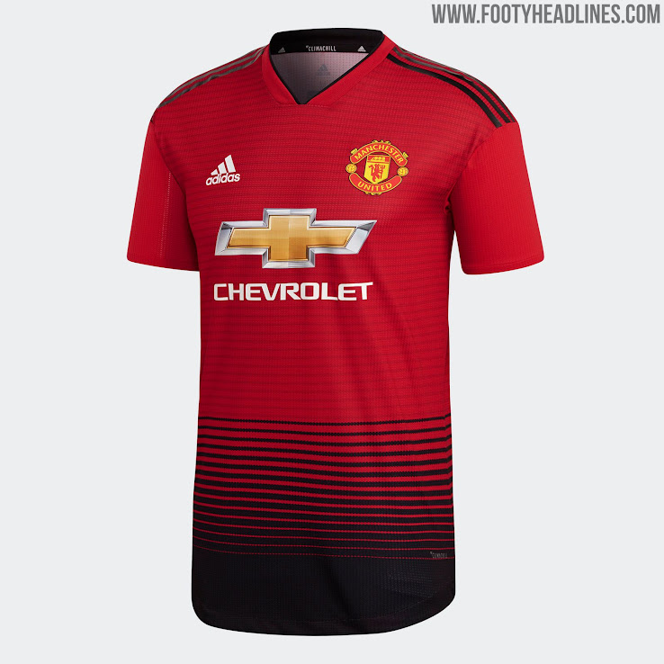 4ccc3c4df OVERVIEW: All 18-19 Premier League Kits - Footy Headlines