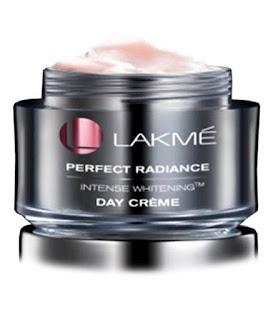 cara memutihkan wajah Lakme Perfect Radiance Intense Whitening