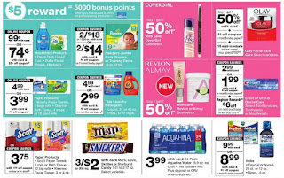 Walgreens Buy 1 Get 1 Free December 30 - January 5, 2019