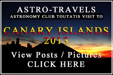Read Club's astronomy trip in Tenerife, Canary Islands