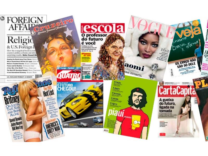 Apresentação Jornalismo de revista
