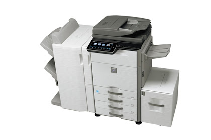 Sharp MX-M565 N Printer Driver Download