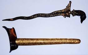 Senjata-Tradisional-Keris-dari-bengkulu