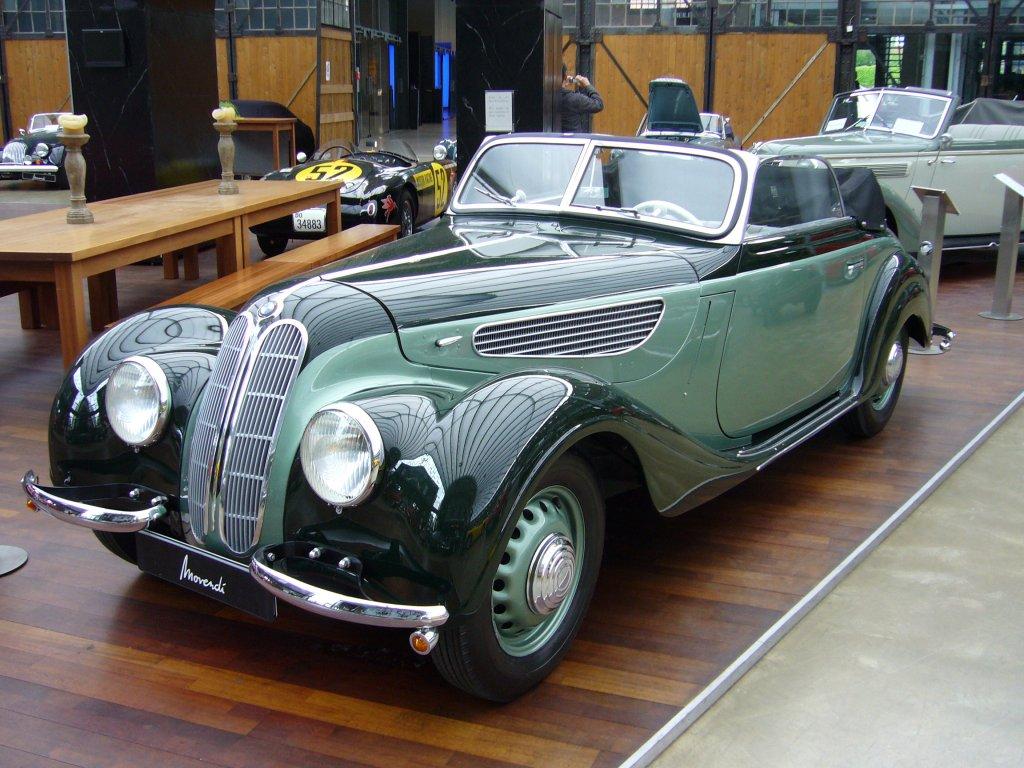 Automotive Database: BMW 327
