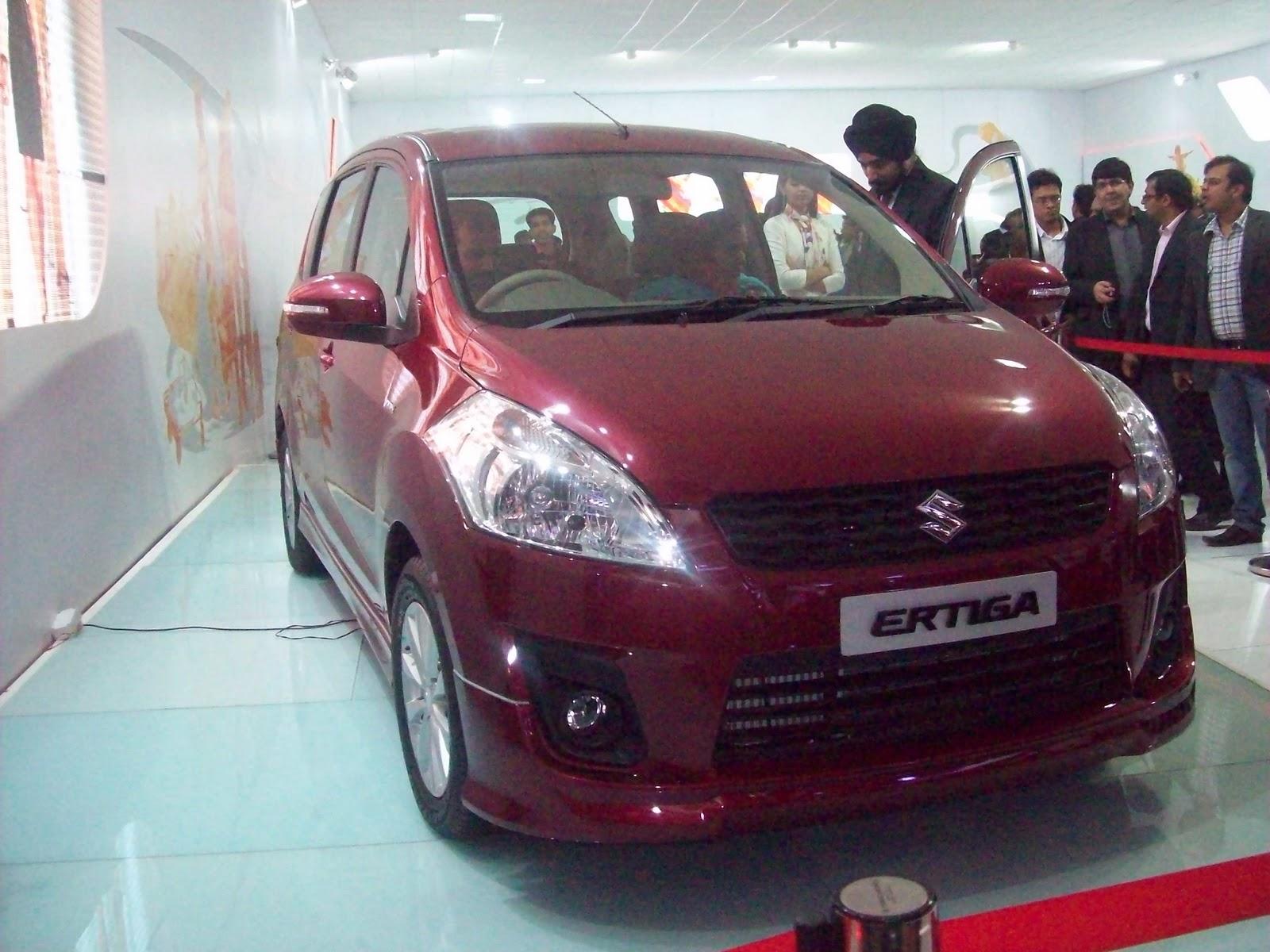Grand New Avanza Vs Ertiga Spesifikasi All Yaris Trd 2014 Megapower Bosch Car Service Jammu Maruti Suzuki
