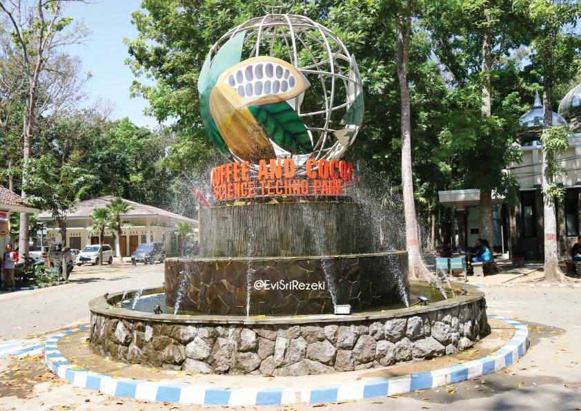 Wisata Edukasi Pusat Penelitian Kopi Dan Kakao Indonesia Di