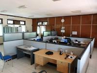 Interior Kantor Ruang Administrasi