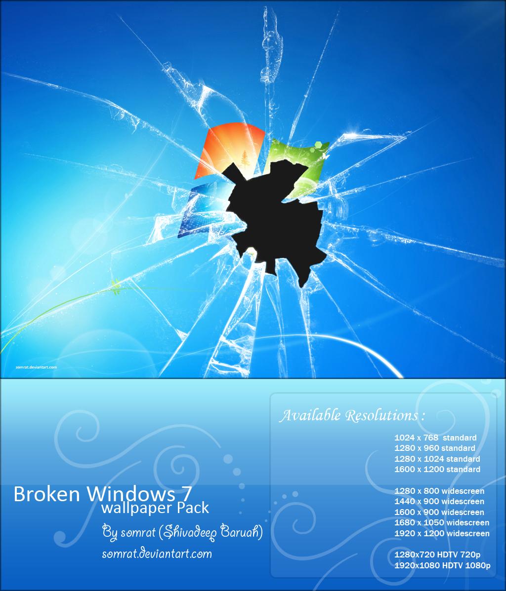 Broken Screen Wallpaper: Hd Cracked Screen Wallpaper
