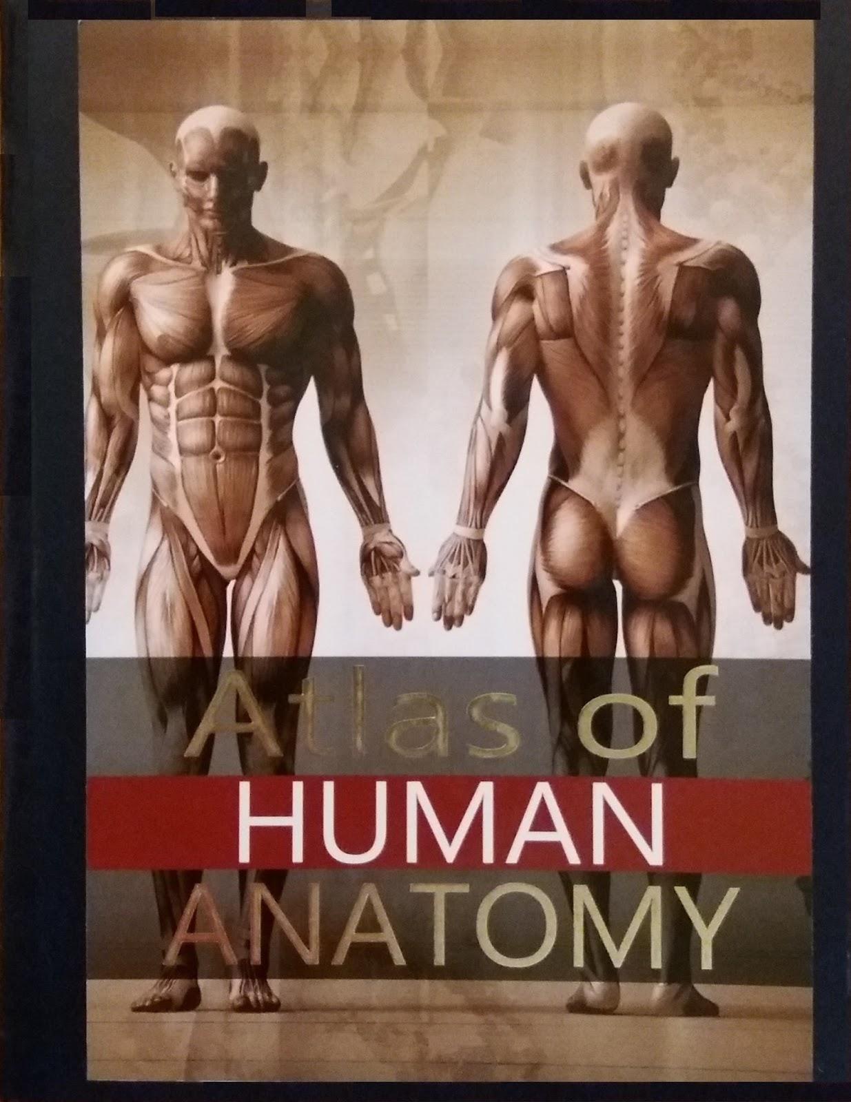 Атлас по анатомия на човека