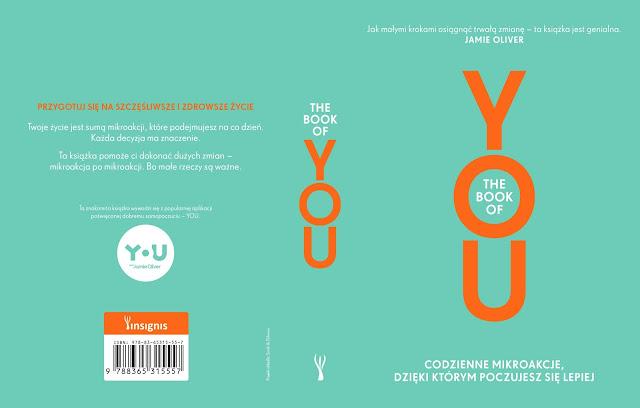 """""""Book of YOU"""" – niezwykła książka współautorstwa Jamiego Olivera już 15 czerwca w Polsce!"""