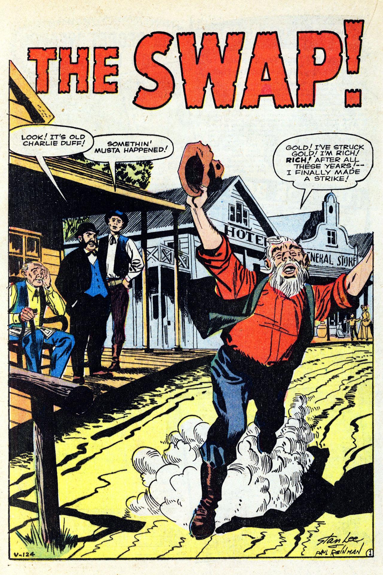 Read online Two-Gun Kid comic -  Issue #59 - 20