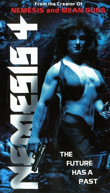 Nemesis 4: Death Angel (1996) ταινιες online seires xrysoi greek subs