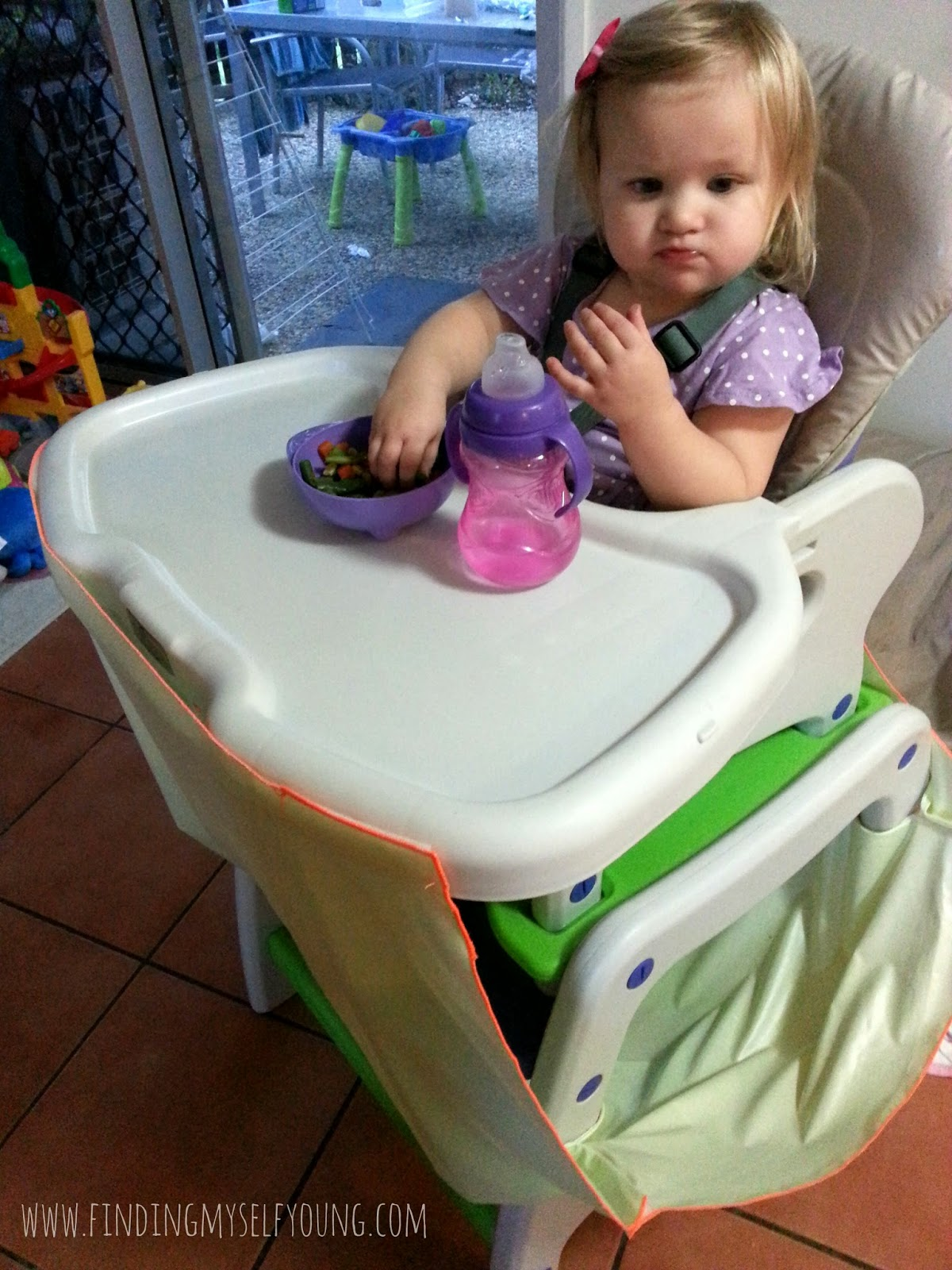 High Chair Food Catcher Hanging Swing With Stand Sao Paulo Finding Myself Young Mummy Must Have Review Mumma 39s