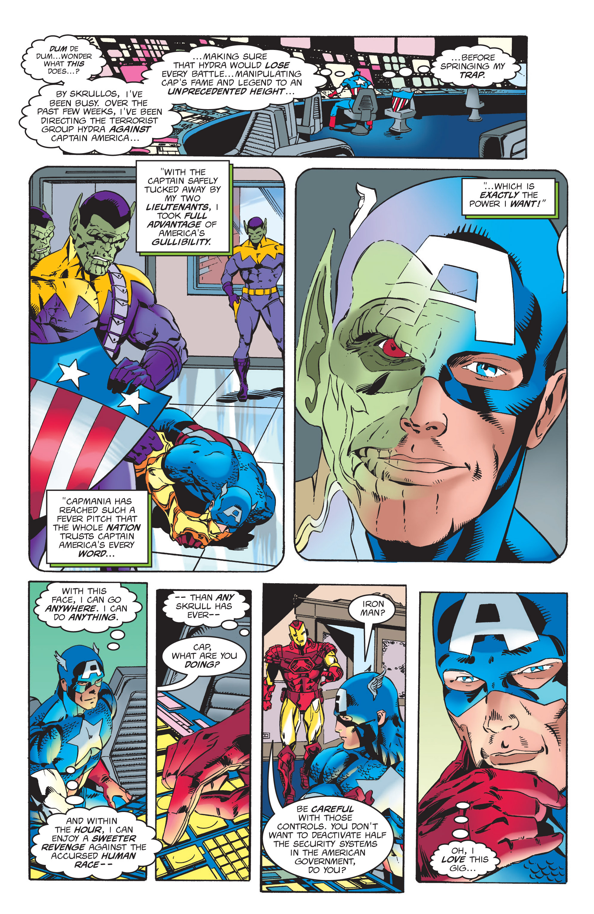 Captain America (1998) Issue #6 #9 - English 4
